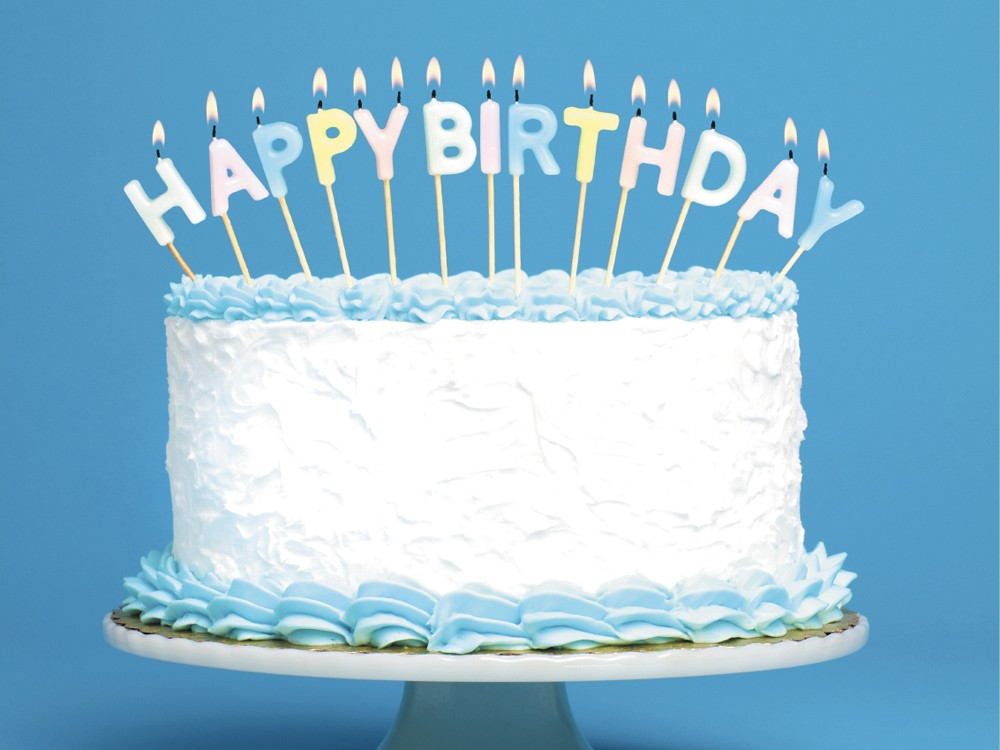 Happy Birthday Food Drink The Pacific Northwest Inlander