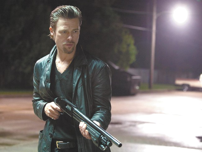 Have gun, will play bad guy.