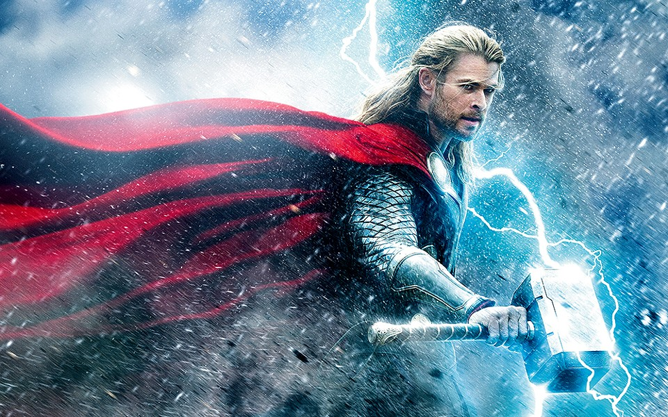 Hemsworth's hammer falls soft this time around.