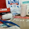 High Tech First Aid