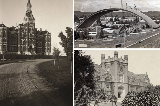 Images from the new online collection of historic photos released in honor of the University of Idaho's 125th anniversary. - UNIVERSITY OF IDAHO