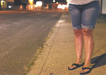 How not to get away with picking up a prostitute on East Sprague Avenue
