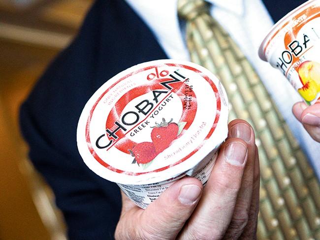 Idaho\'s senior senator weighs in on a new plan to serve Greek yogurt in schools. - STEPHEN SCHLANGE
