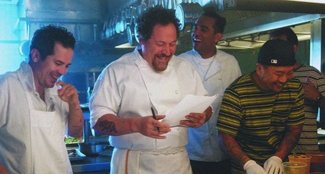 If you can't stand the Favreau, get out of the kitchen.