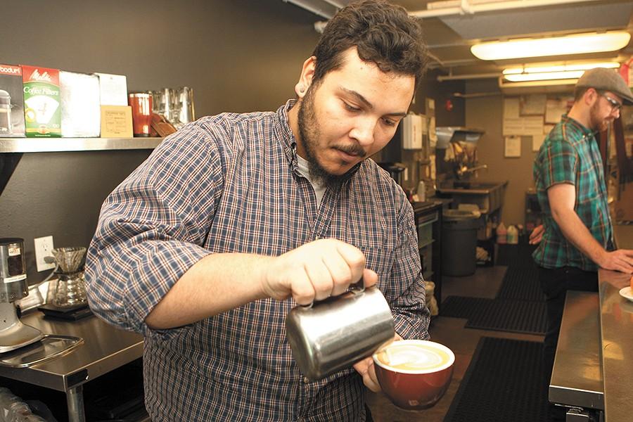 Indaba is now roasting their own coffee. - MEGHAN KIRK