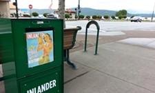 Inlander distribution boxes reach Coeur d'Alene