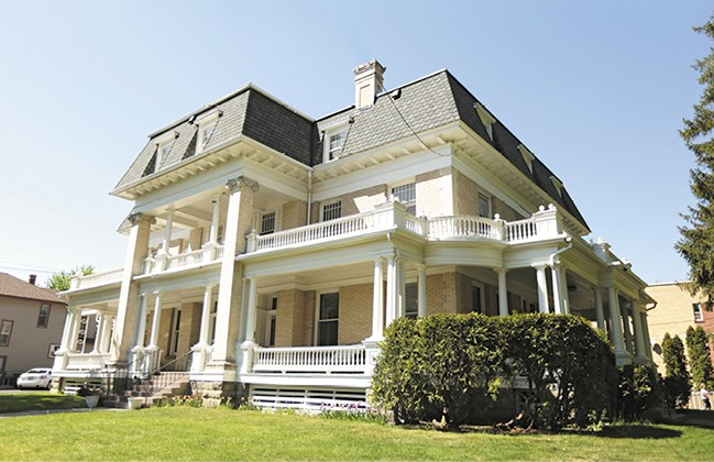 Isabella House