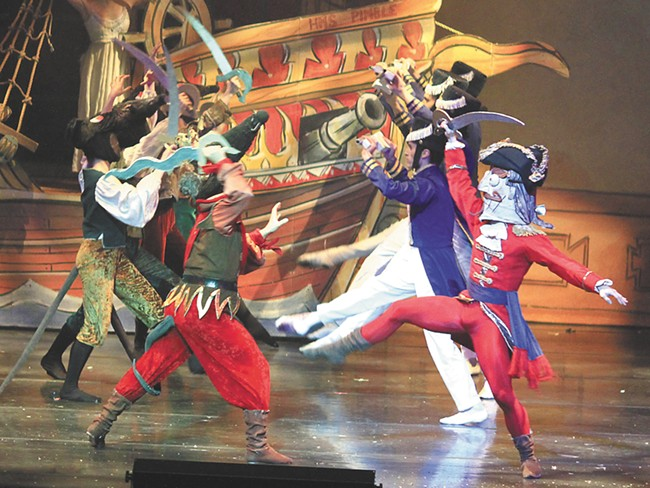 It\'s not the holidays without Nutcracker.