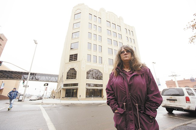 Jackie Murray, a Spokane truck driver, is leading an effort to combat illegal immigration. - YOUNG KWAK