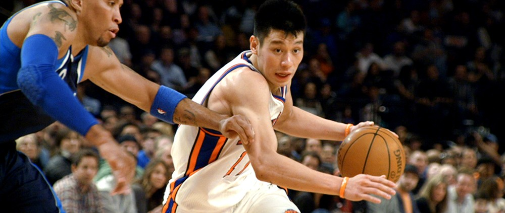 Jeremy Lin was, for a short time, the most famous basketball player on the planet.
