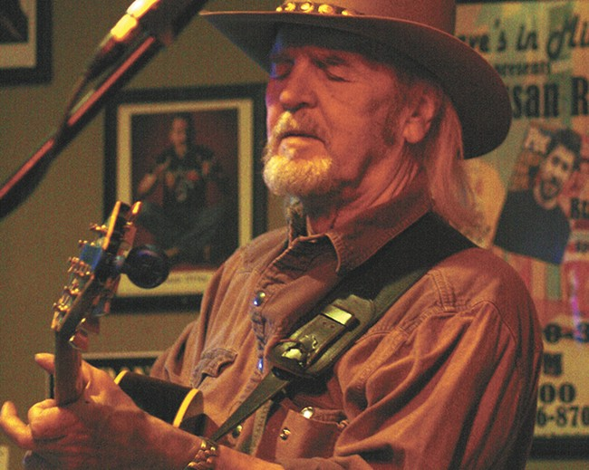 Jerry Miller played with everyone from Willie Nelson to Jimi Hendrix. - MATT BENOIT PHOTO