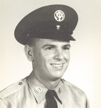John Nailen served 30 years in the U.S. Air Force.