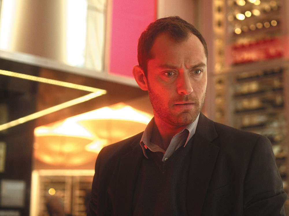 Jude Law is part of Side Effects\' all-star cast.