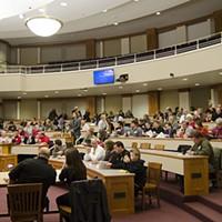Judges, felons and advocates praise report on criminal justice reform