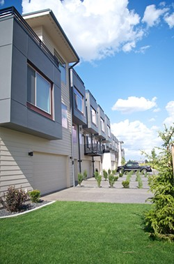 Condos in Kendall Yards. - SAMUEL SARGEANT