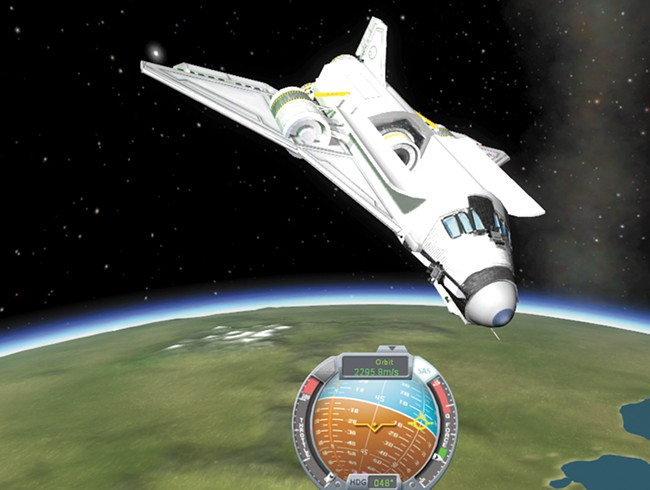 Kerbal Space Program: It's like stay-at-home space camp.