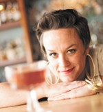 Kristy White, a bartender at Bon Bon and Clover.