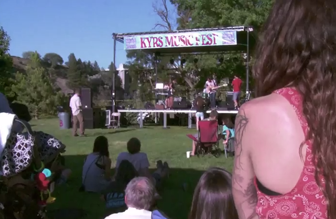 The KYRS music festival will return to Peaceful Valley this year as Marmotfest. - KYRS
