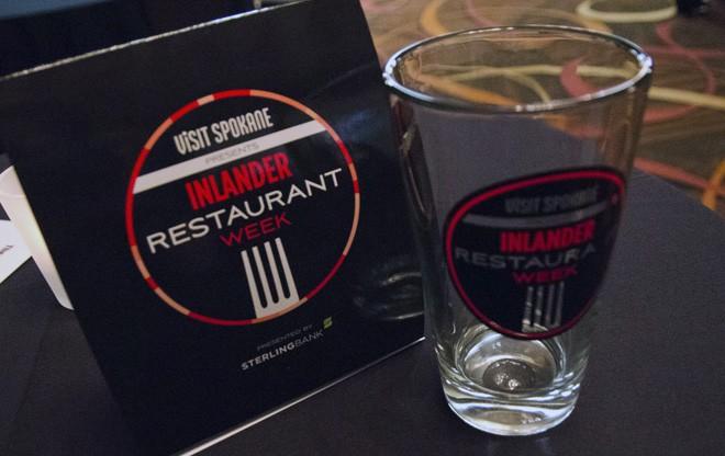 Last year's Spokane Restaurant Week is now Inlander Restaurant Week, and it's coming up in February. - LISA WAANANEN