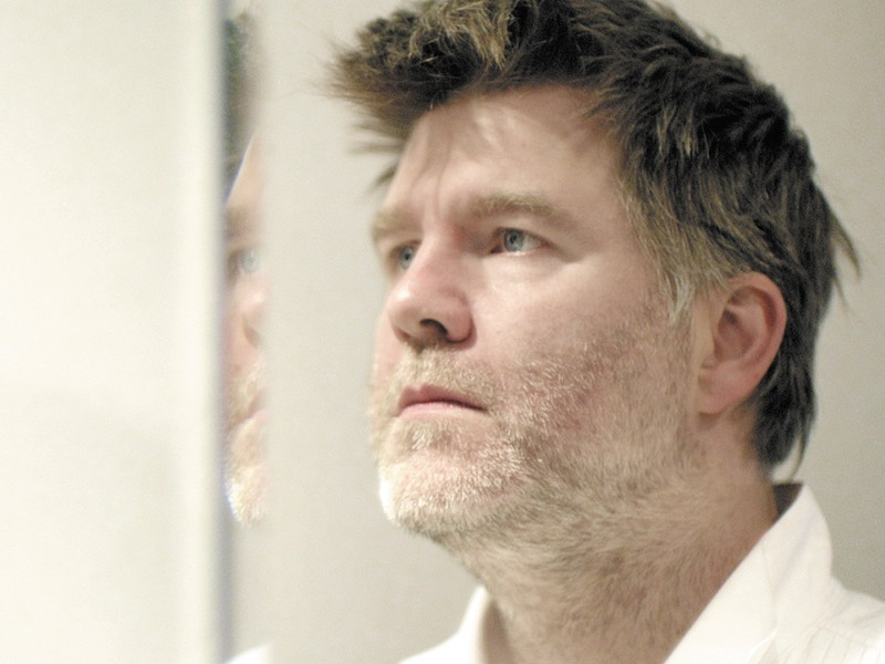LCD Soundsystem's James Murphy