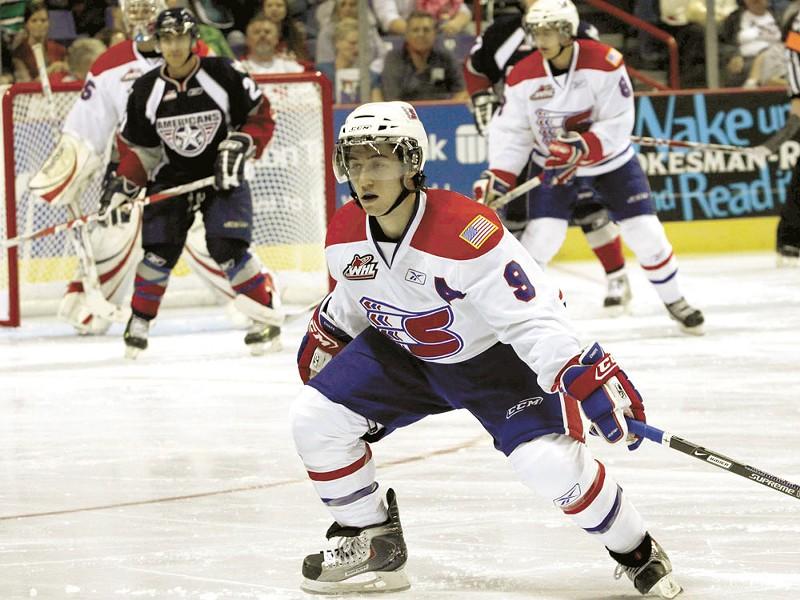 Liberty Lake native Tyler Johnson hopes to turn pro next year.
