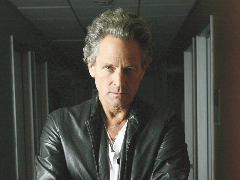 Lindsey Buckingham marches on without Fleetwood Mac