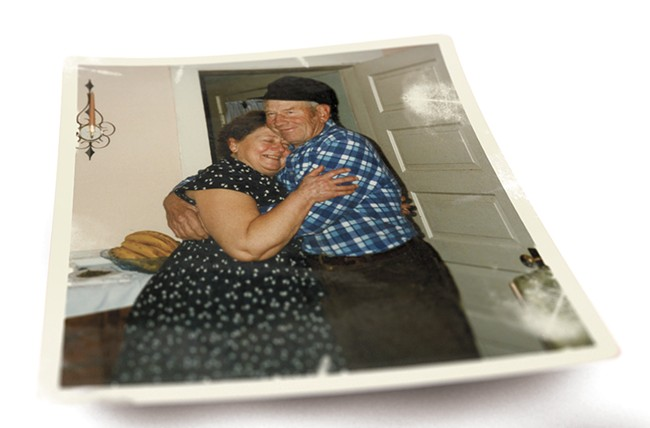 Margaret and Floyd Nordhagen were married 68 years. They died together in a car crash last month.