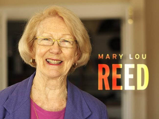Mary Lou Reed