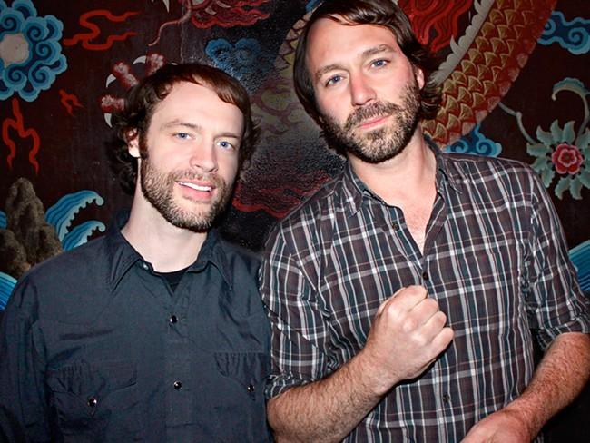 Matt Pond and Rocky Votolato