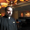 MEET YOUR CHEF — Charles Curtis - Chef — Garth Hicks - Food and Beverage Director