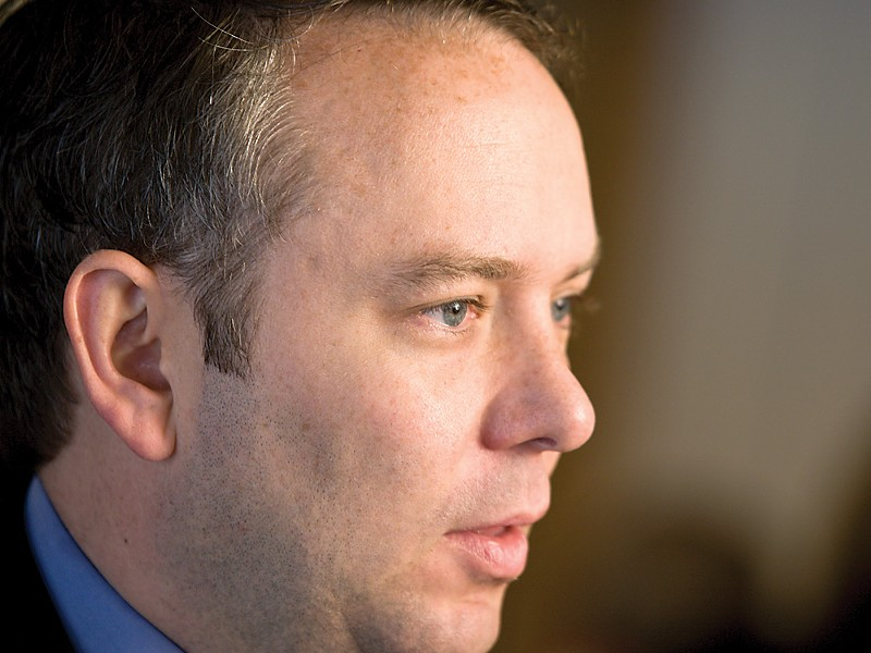 Mayor-elect David Condon - STEPHEN SCHLANGE