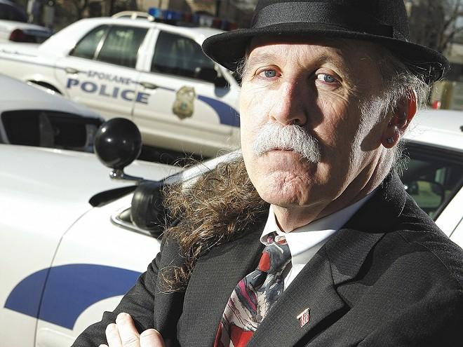 Spokane Police Ombudsman Tim Burns - YOUNG KWAK PHOTO