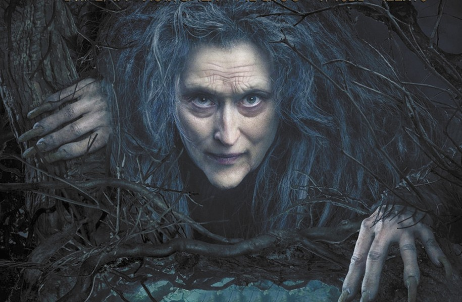 Meryl Streep is part of Into the Woods' star-studded cast.