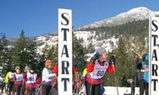 Taking Aim on Skis