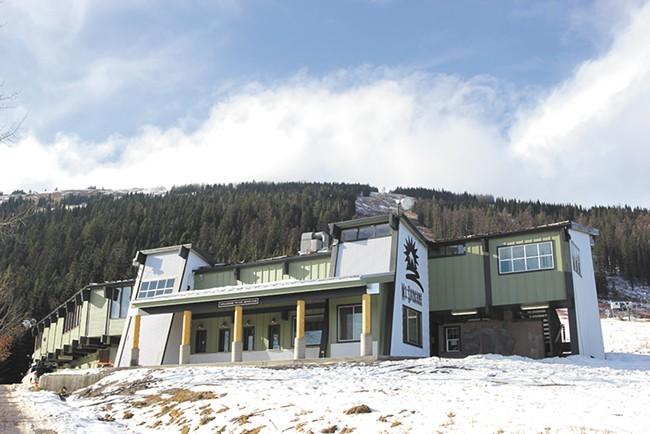 Mount Spokane plans to add a ski lift and open seven new runs, as seen on the map below. - KRISTEN WHITAKE
