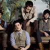 Mumford & Sons folk-rock Walla Walla in August