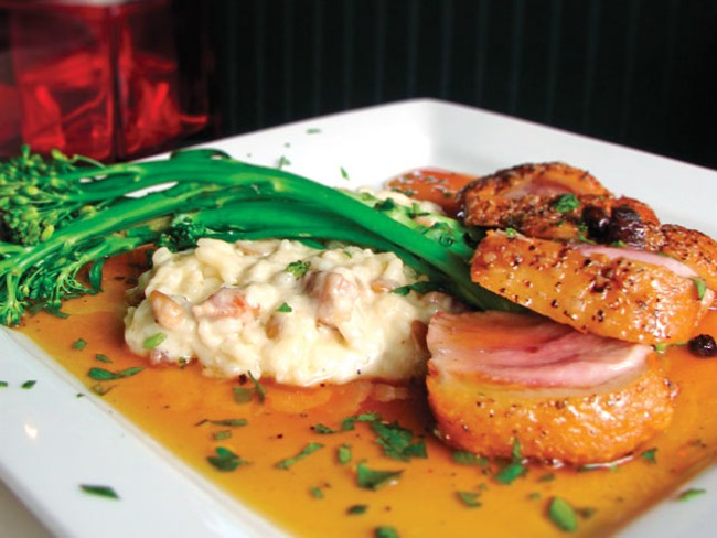Muscovy duck hits all the right notes at Scratch - CARRIE SCOZZARO