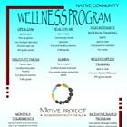 Native Community Wellness Program