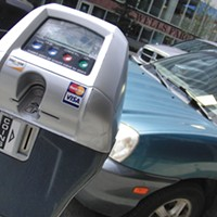 What happened to free holiday season parking in downtown Spokane?