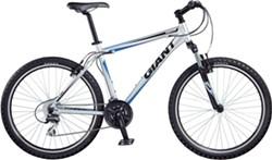 Still missing: Paul Dannels' white Giant Yukon bicycle.