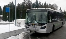 Spokane Transit trying out an all-electric, zero-emissions bus