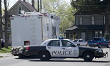 Spokane Police fatally shoot homicide suspect at crime scene