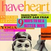Newly launched magazine has a heart