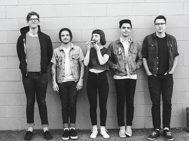 Next week, Portland-based indie pop group Wild Ones come through Spokane for the fourth time this year.