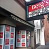 Noodle shop plans for old Berg's Shoes spot
