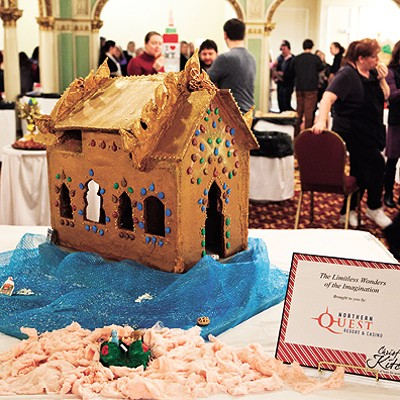 Christ Kitchen Gingerbread Build-Off