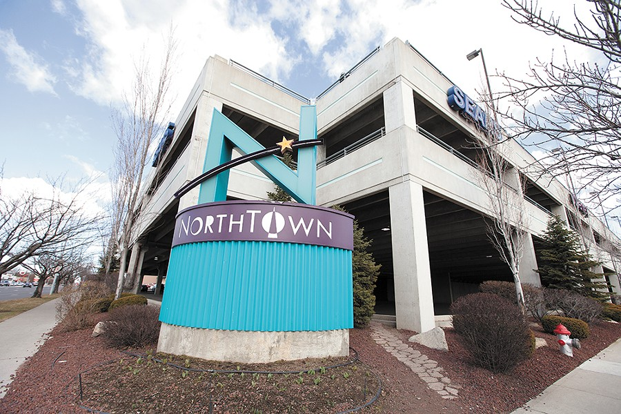NorthTown has embarked on an ambitious renovation plan to spruce up — and shrink — its north side. - YOUNG KWAK