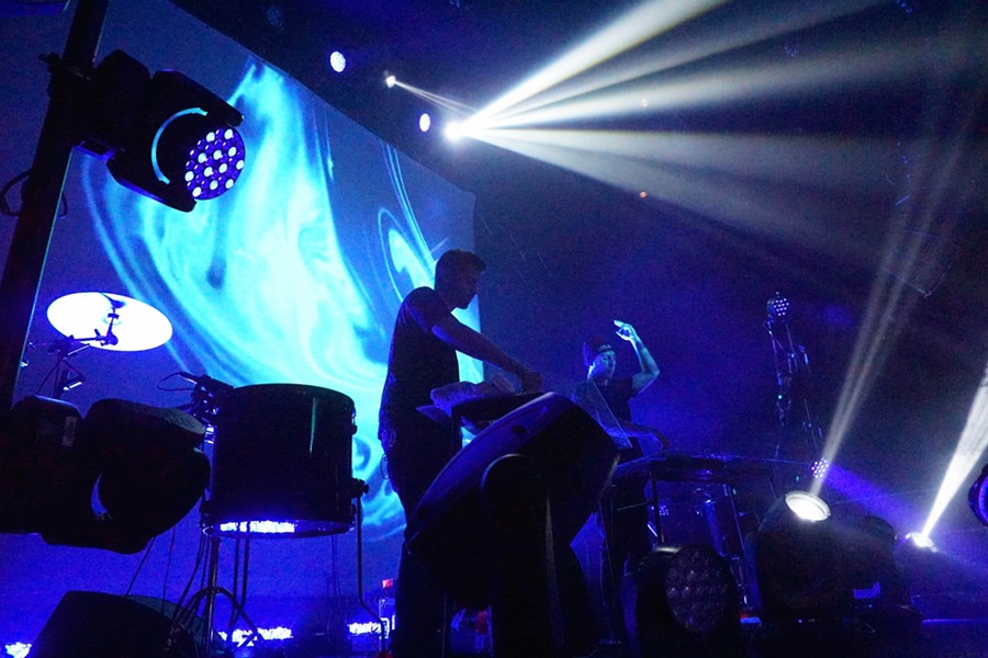 ODESZA at the Knitting Factory, Feb 12 - COURTNEY BREWER