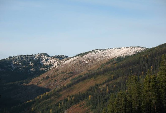LOOKOUT PASS SKI AREA PHOTO