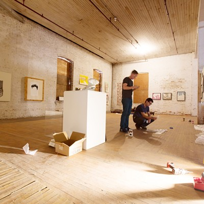 PHOTOS: Terrain - The Space Before The Show